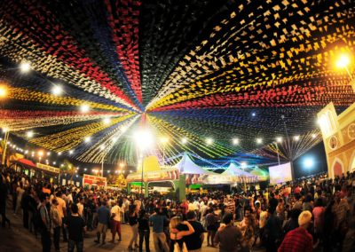 Extend the experience with the « Festival Village »!