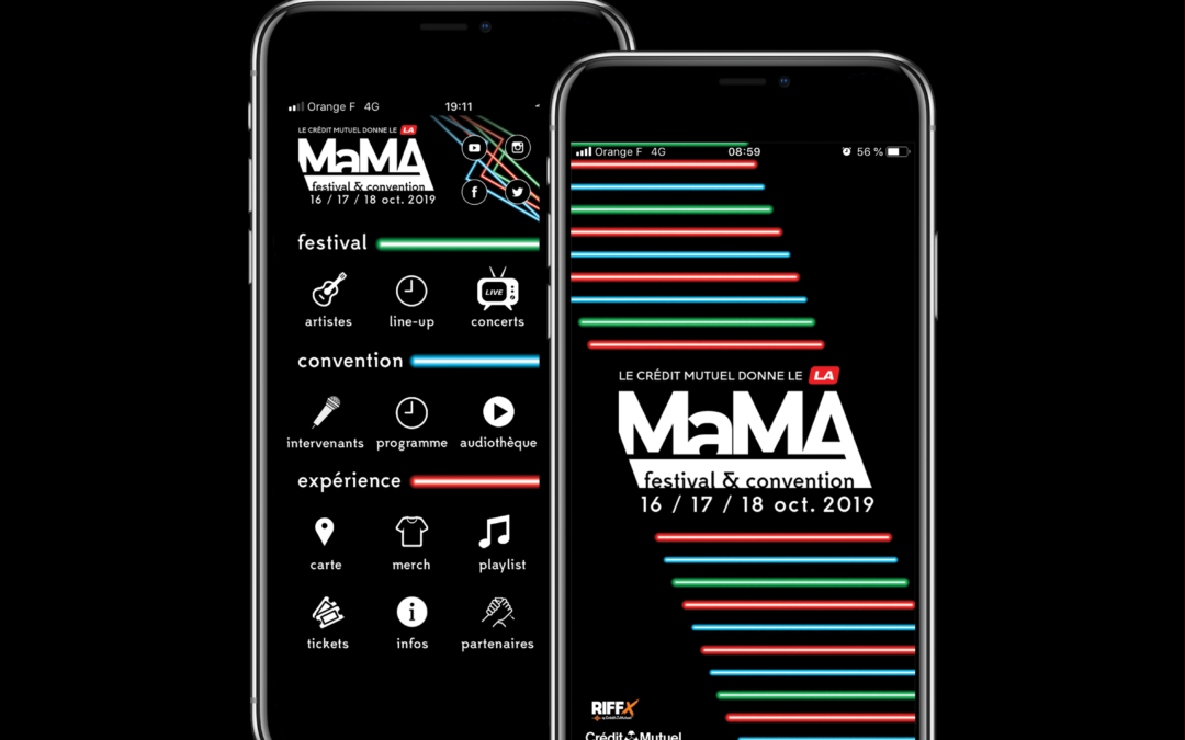 The App is out !